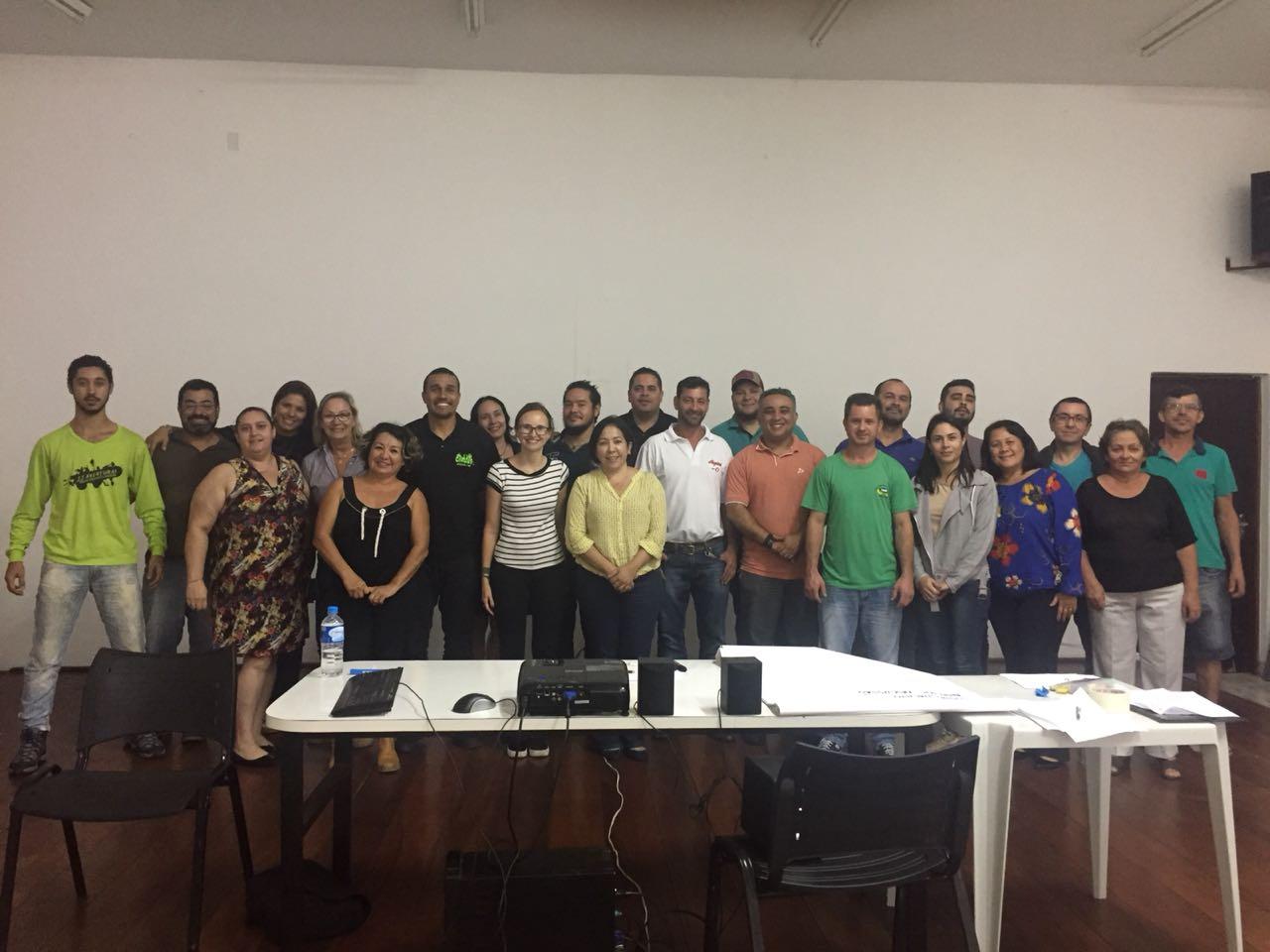 Curso de Legislações em Miracatu