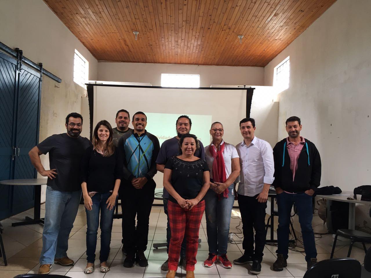 Curso de Projetos em Juquiá